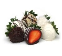 Gourmet Chocolate Strawberries 12ct