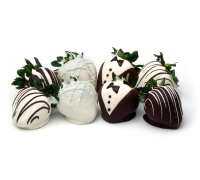Anniversary Chocolate Strawberries 12ct