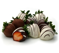 Chocolate Strawberry Trio 12ct